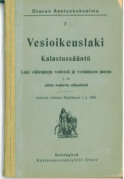 vesioikeuslaki 03