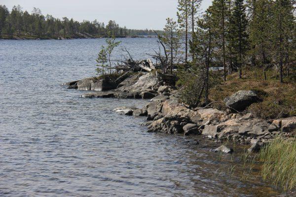 Inarin rantamaisamaa. Kuva: Ari Savikko