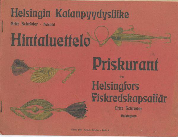 Schröder kuvasto 1908