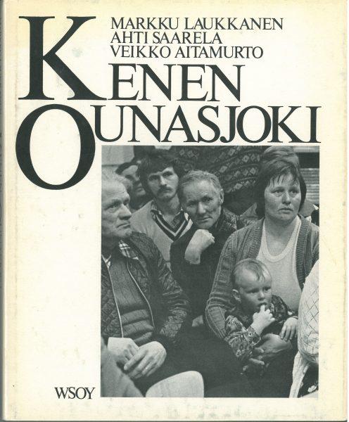 Kenen Ounasjoki ilmestyi vuonna 1981