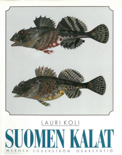 Suomen Kalat Kirja